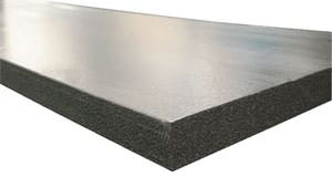 SilverGlo™ crawl space wall insulation available in Antioch