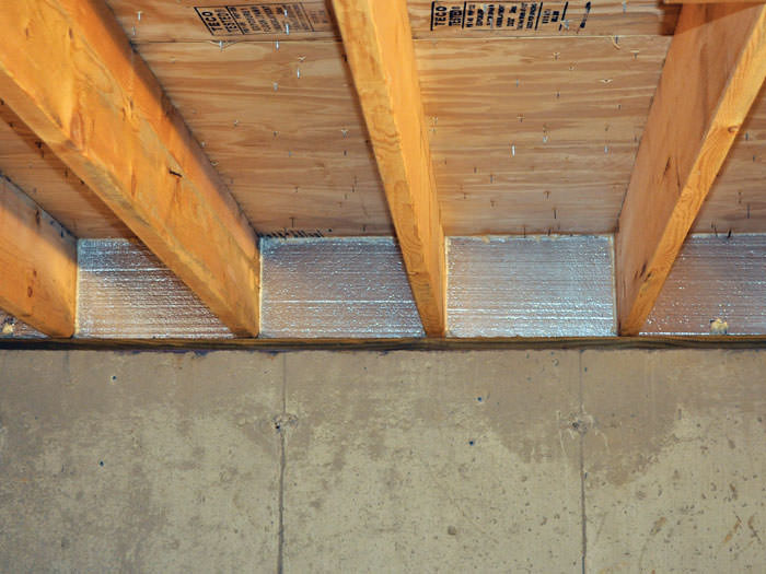 Crawl Space Insulation With Silverglo In Clarksville Nashville