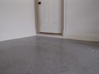 Nashville concrete floor slab repair and leveling