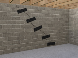 CarbonArmor® Wall Repair in Leitchfield, Franklin, Mcminnville, Paducah, Shelbyville, Hartford, Antioch