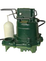 cast-iron zoeller sump pump systems available in Antioch, Tennessee and Kentucky