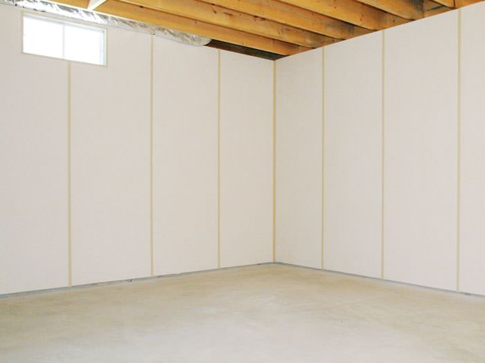 unfinished basement walls. An Attractive  Energy Efficient Way To Upgrade Your Unfinished Basement Walls ZenWall Insulated Wall Panels Installed In Clarksville