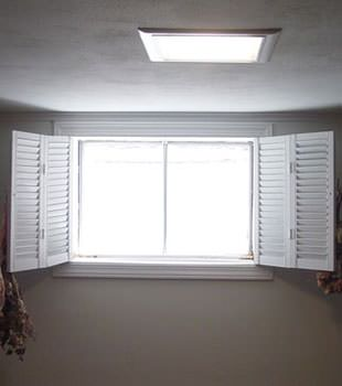 Basement Window installed in Tullahoma, Tennessee and Kentucky